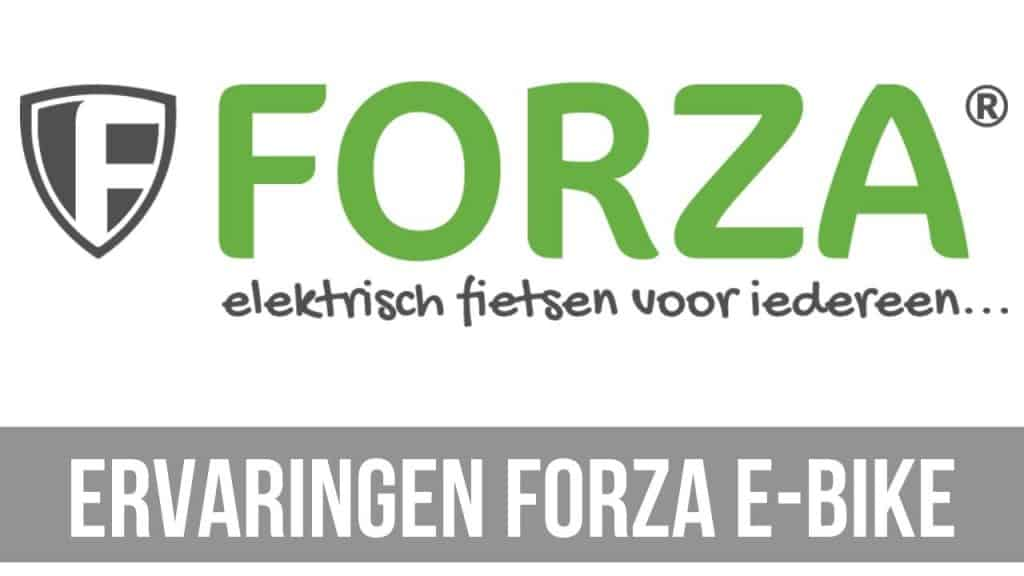Ervaringen Forza E-Bike