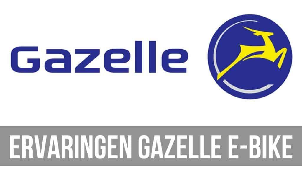 Ervaringen Gazelle E-Bike