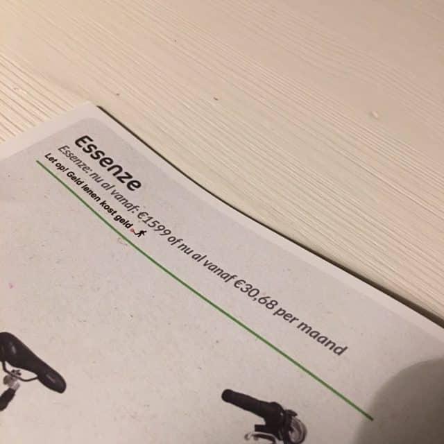 Forza Brochure vanaf prijzen