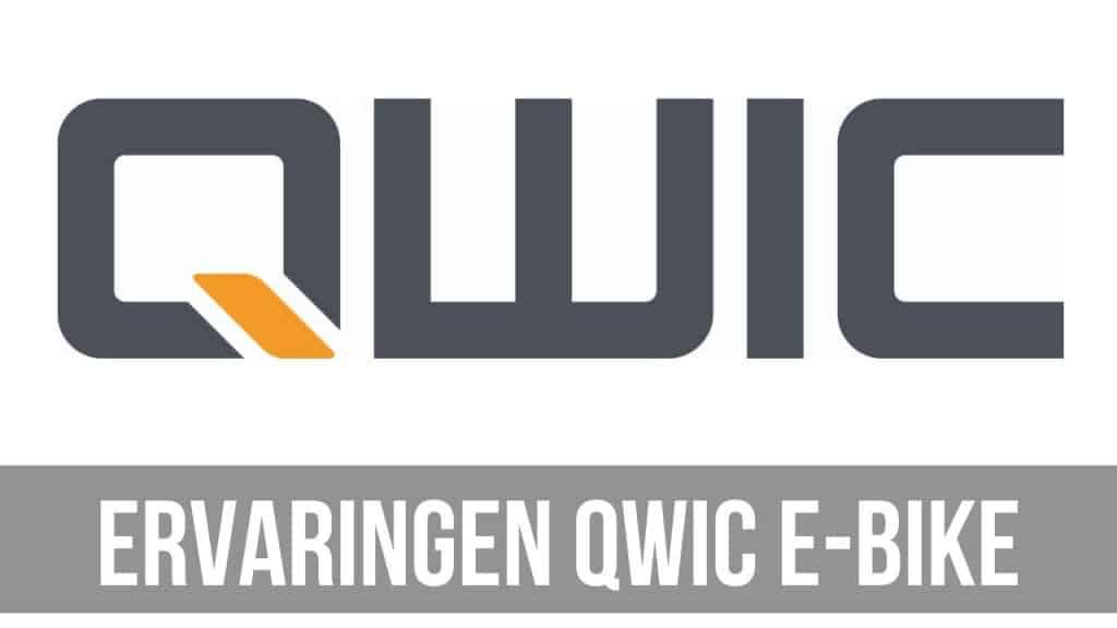 Ervaringen Qwic E-Bike