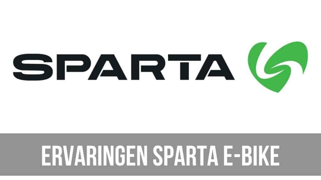 Ervaringen Sparta E-Bike