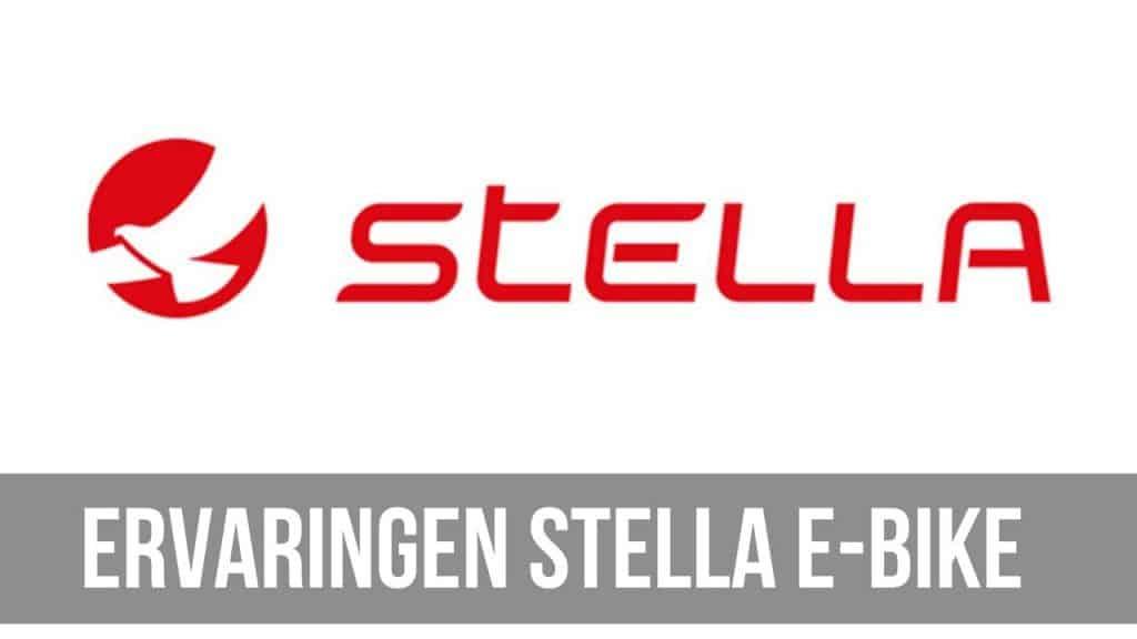 Ervaringen Stella E-Bike