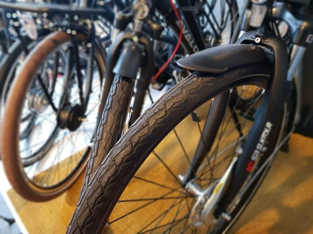 E-Bike onderhoud banden