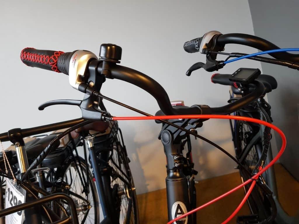 E-Bike onderhoud kabels