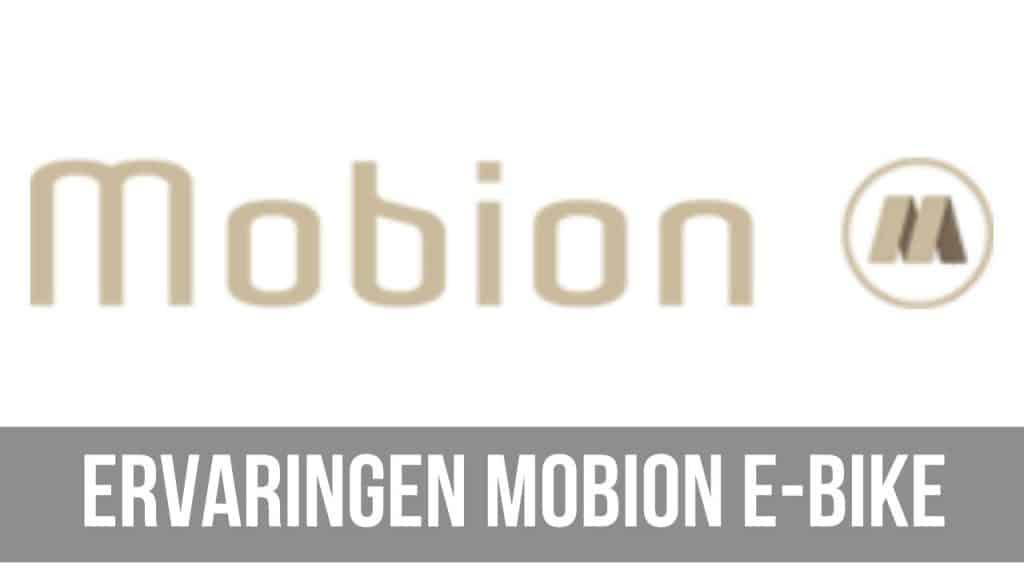 Ervaringen Mobion E-Bike