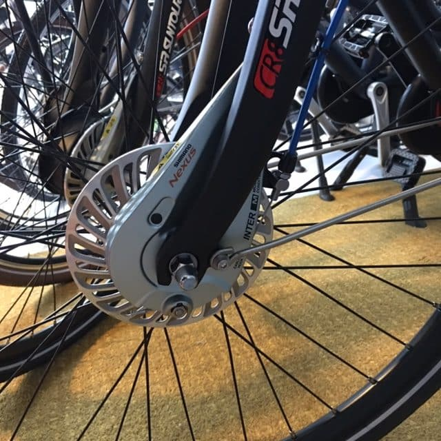 E-Bike rollerbrake