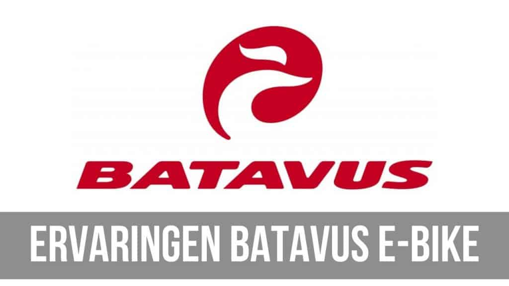 Ervaringen Batavus e-bike