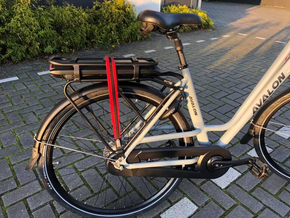 Hoe lang gaat je elektrische fiets accu mee?