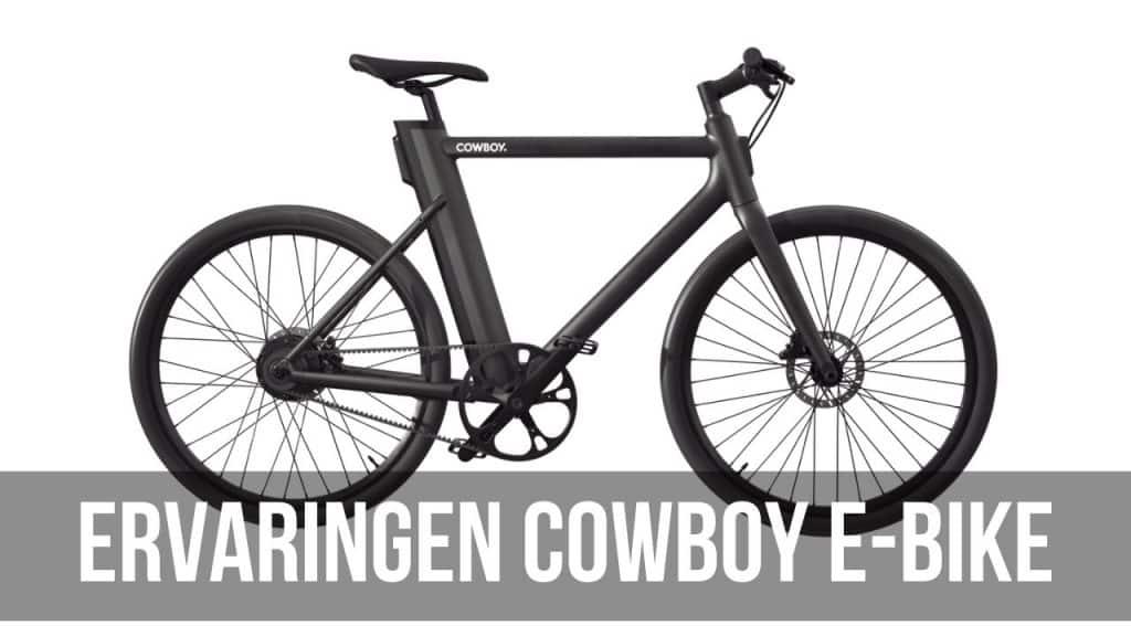 Ervaringen Cowboy e-bike