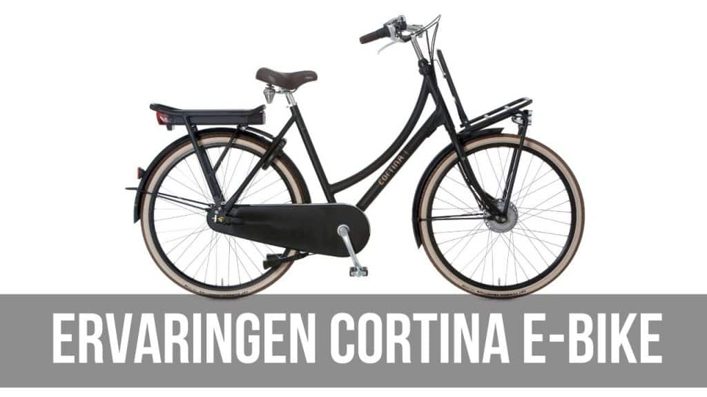 Ervaringen Cortina E-Bike