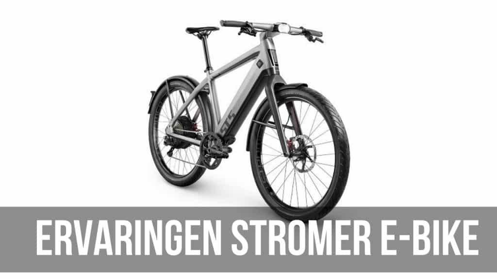 Ervaringen Stromer E-Bike