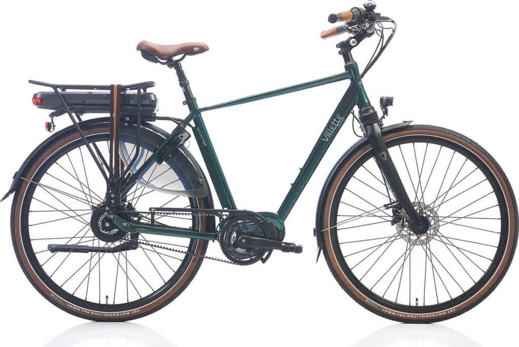 Villette luxe fiets. Le Courage ervaringen