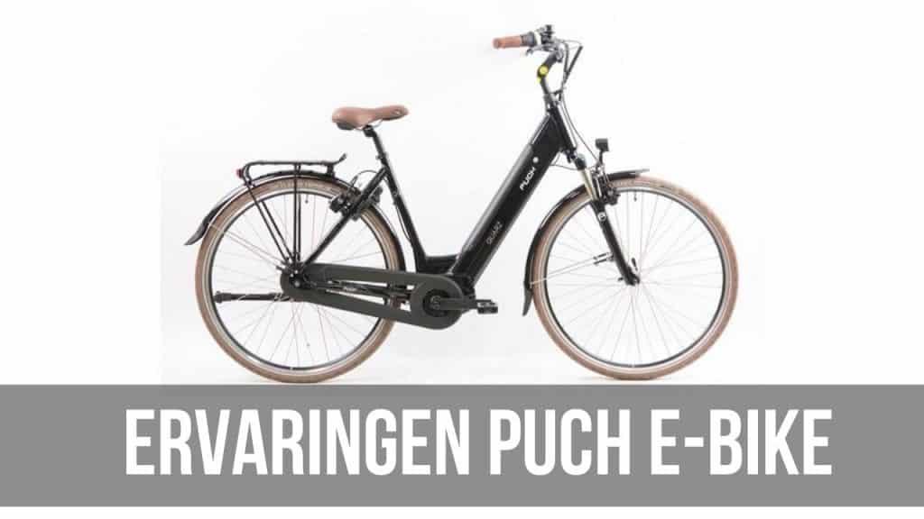 Ervaringen Puch E-Bike