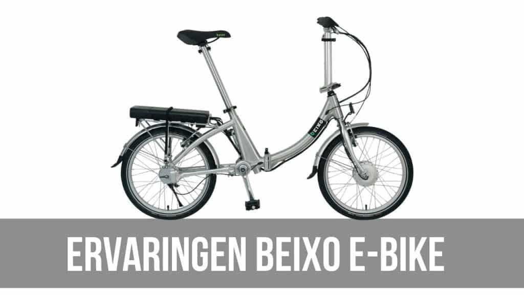 Ervaringen Beixo e-bike