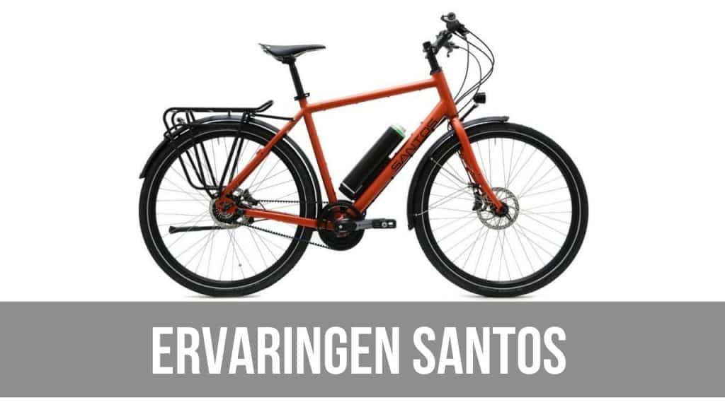 Ervaringen Santos E-Bike