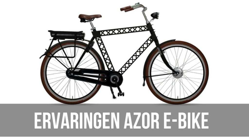 Ervaringen Azor E-Bike