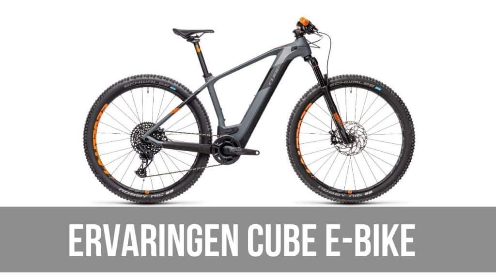 Ervaringen Cube e-bike