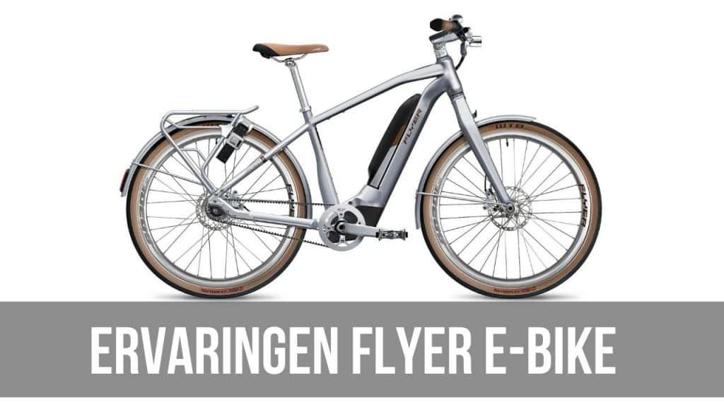 Ervaringen Flyer e-bike