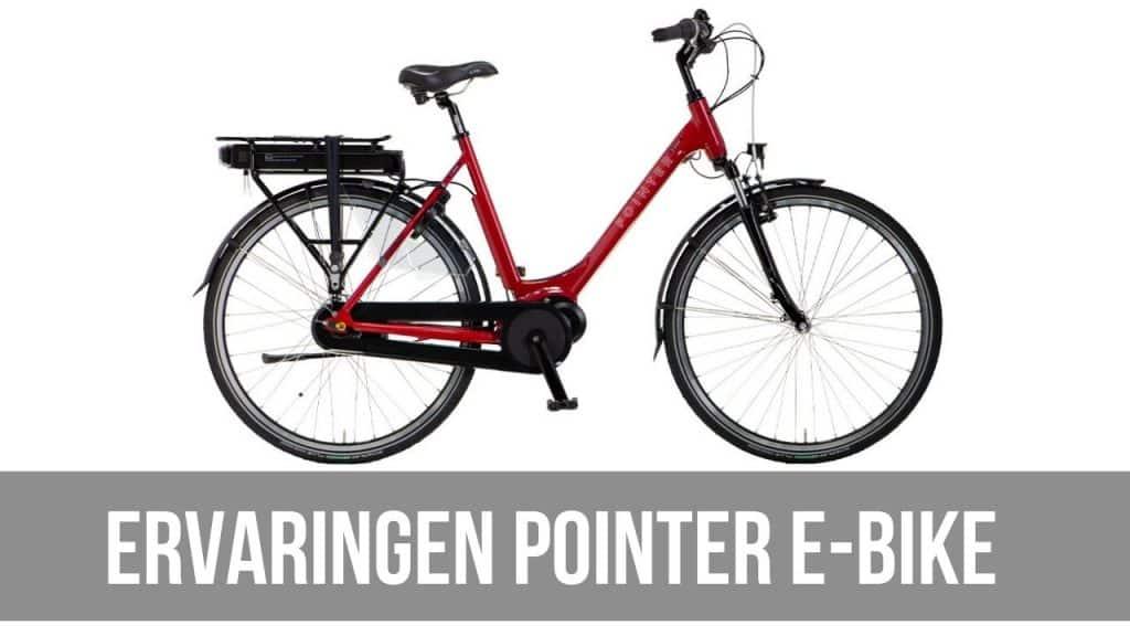 Ervaringen Pointer e-bike