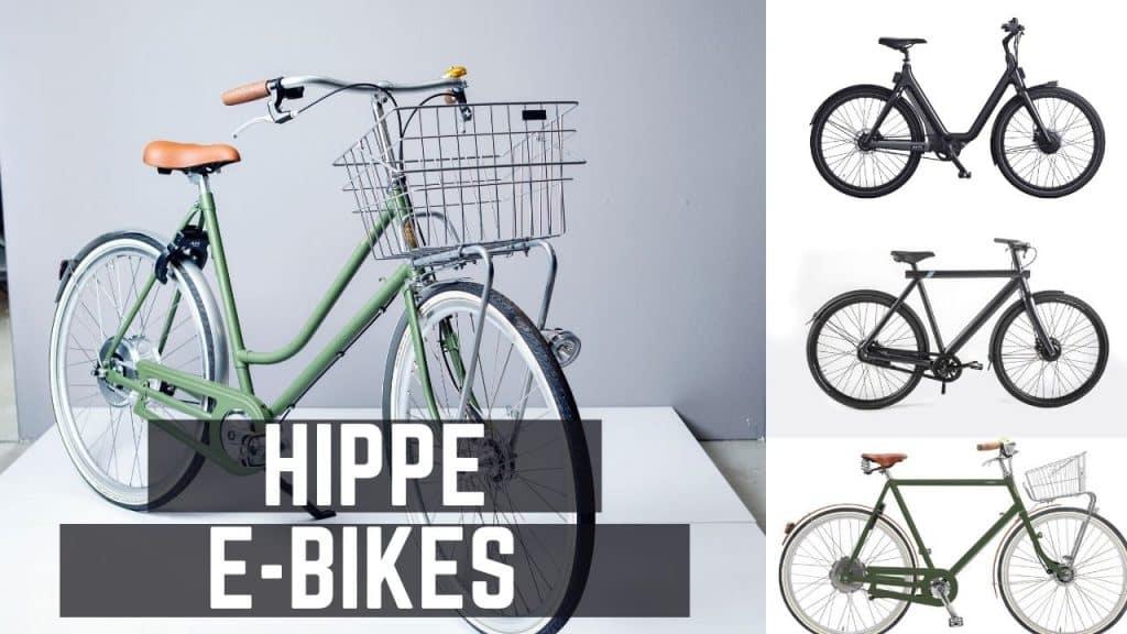 10 hippe elektrische fietsen