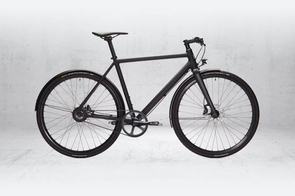 Ampler Curt hippe elektrische fietsen