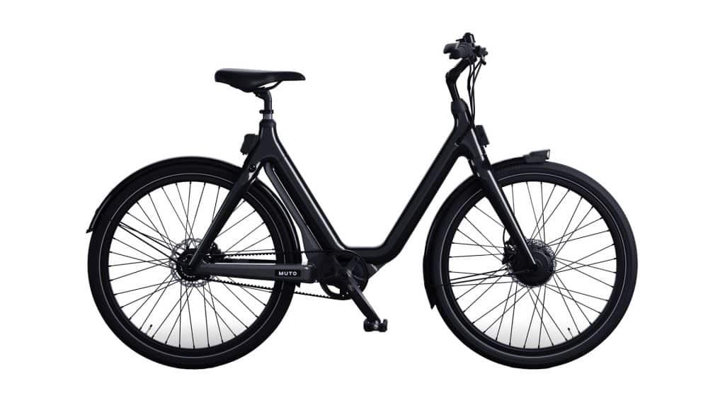 Muto hippe elektrische fiets