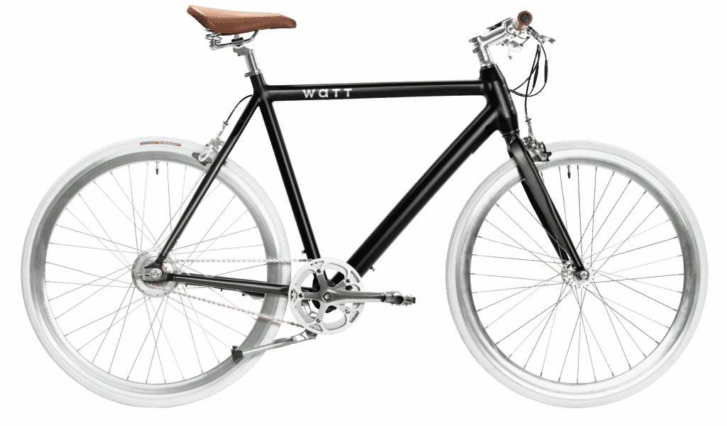 Sportieve goedkope Watt elektrische fiets