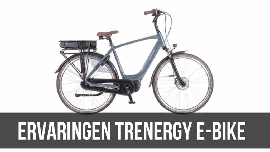 Ervaringen Trenergy E-Bike