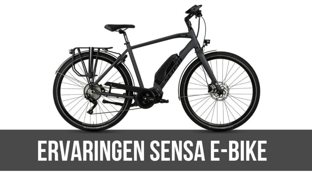 Ervaringen Sensa e-bike