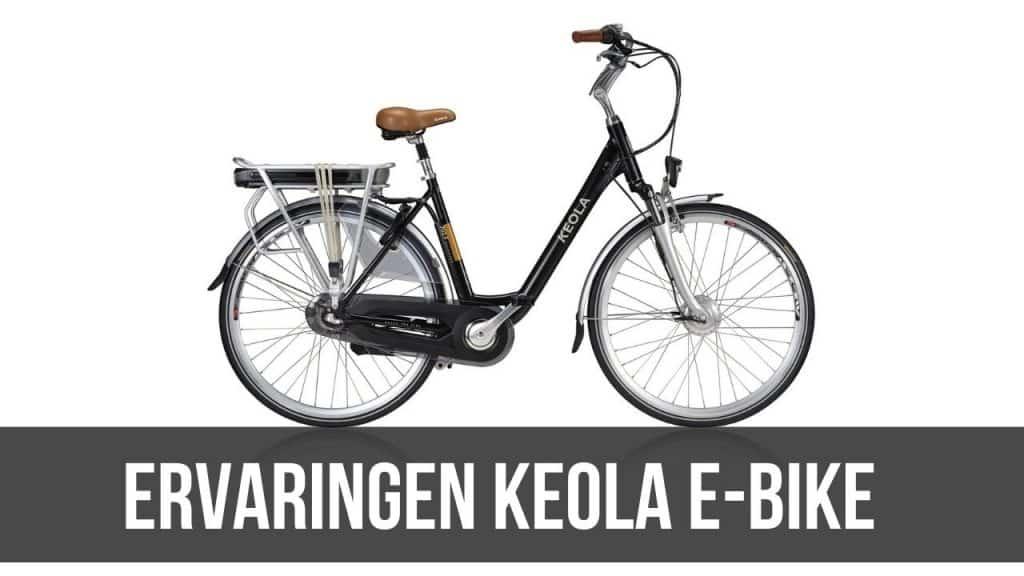 Ervaringen keola e-bike