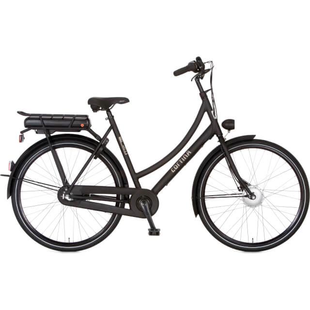 Cortina E-u1 school fiets
