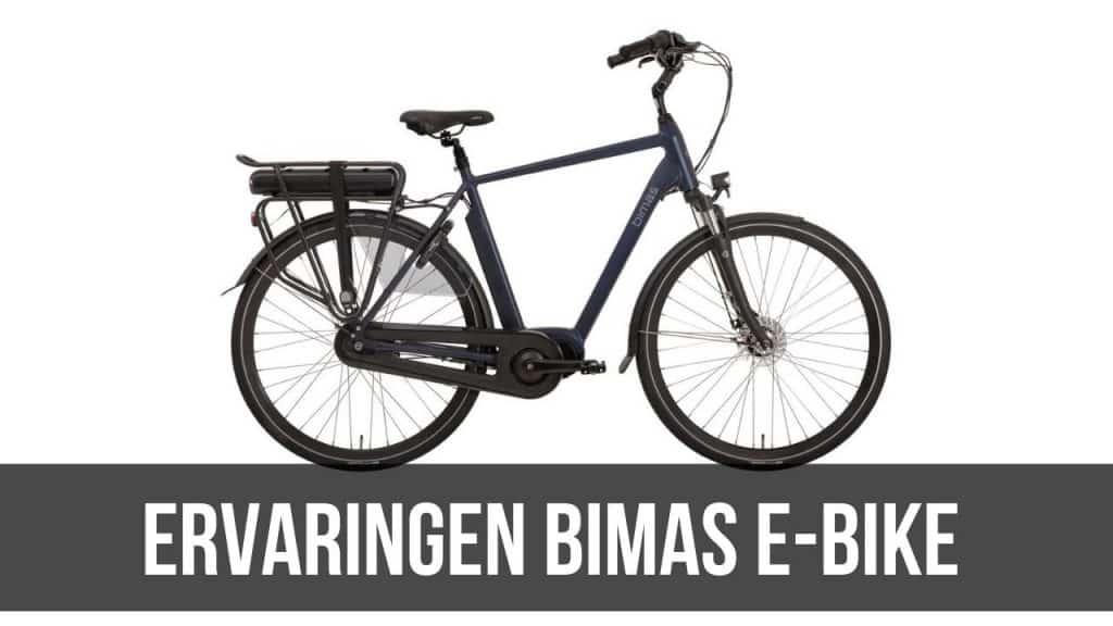 Ervaringen Bimas E-Bike