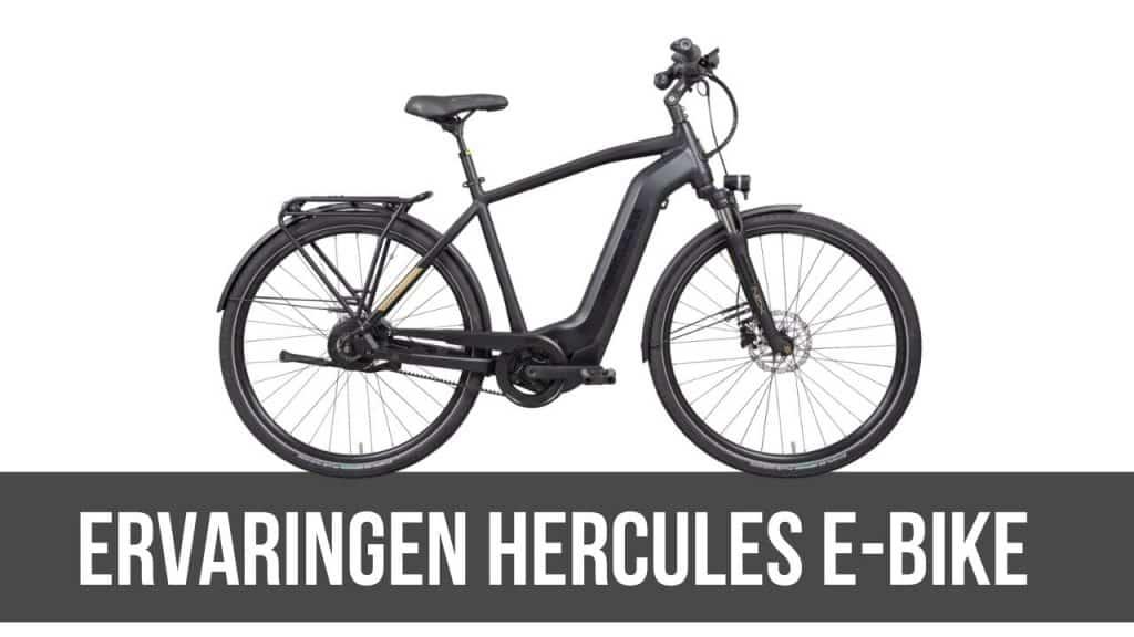 Ervaringen Hercules E-Bike