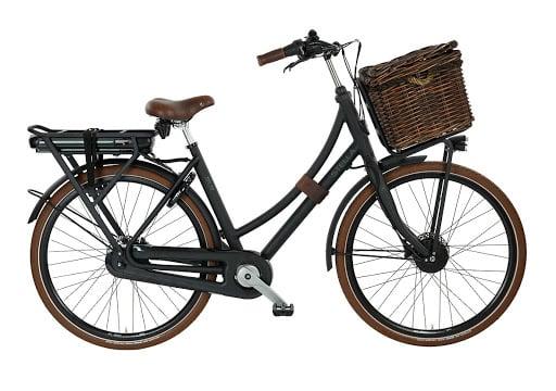 Stella stevige transport fiets