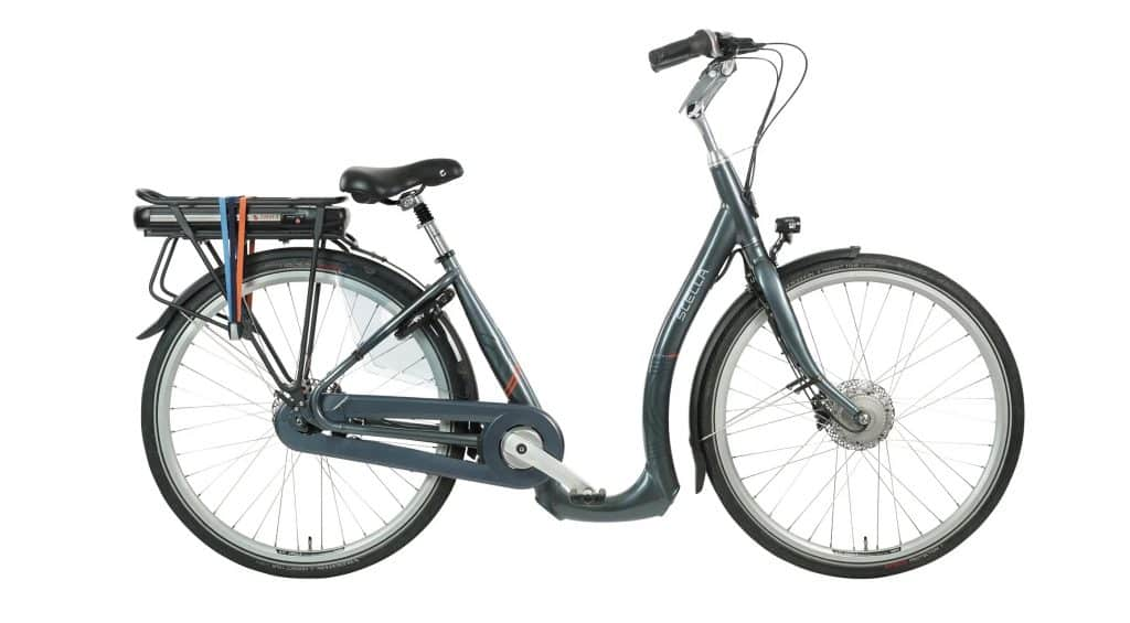 Stella lage instap elektrische fiets tip