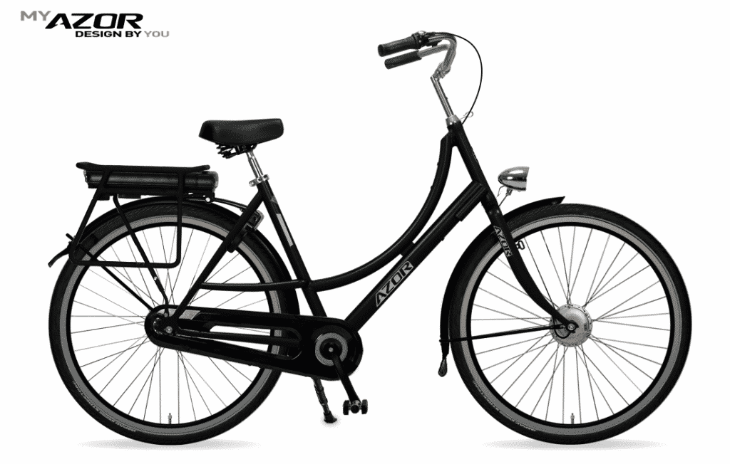 Super stevige Azor E-Bike