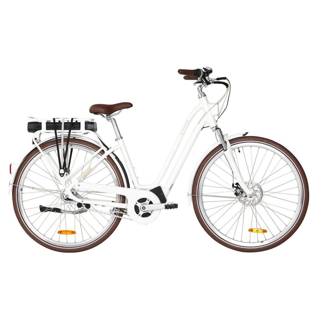 Btwin Elops goedkope e bike met middenmotor