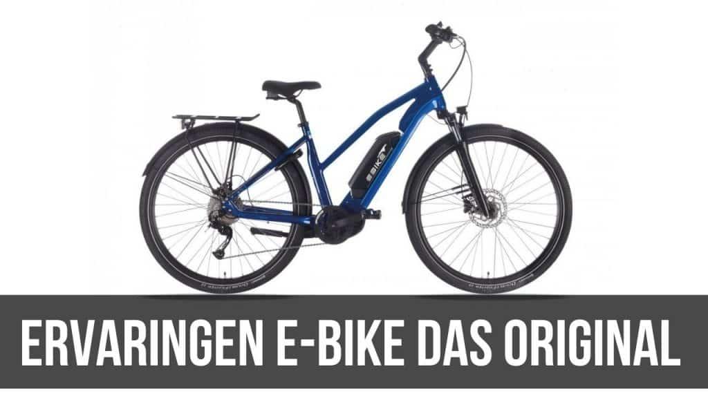 Ervaringen E-Bike Das Original