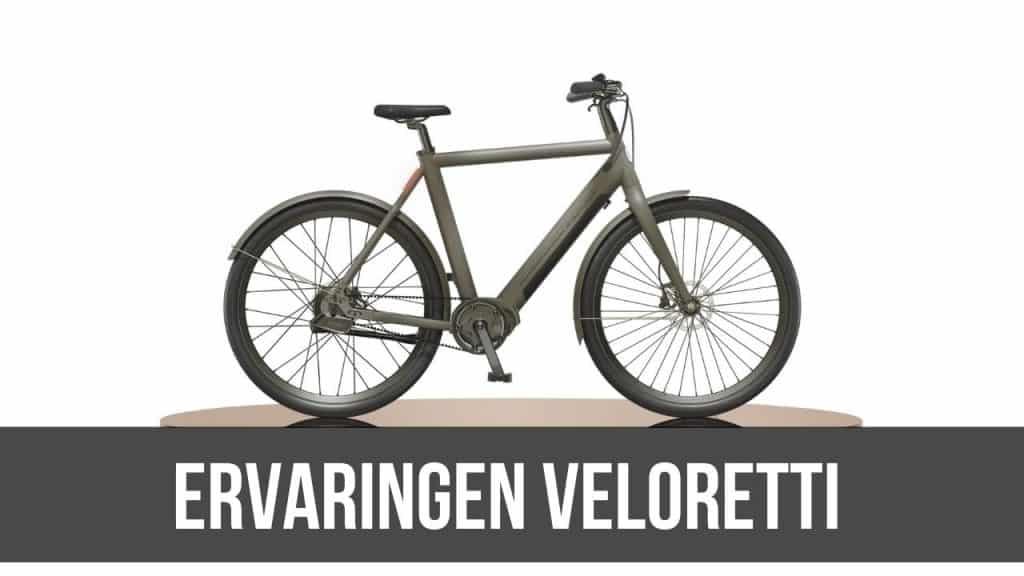 Ervaringen veloretti E-Bike